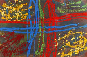 """Entangled Crossroads"" by Dr. Sami"