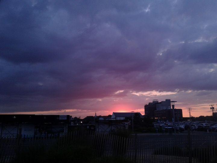 Asbury Sunset - The Massaro Experience