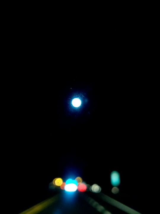 The Moon off the Highway - The Massaro Experience