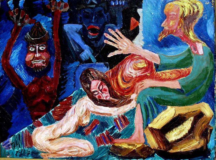 Mary Magdalene - VSHOLDING