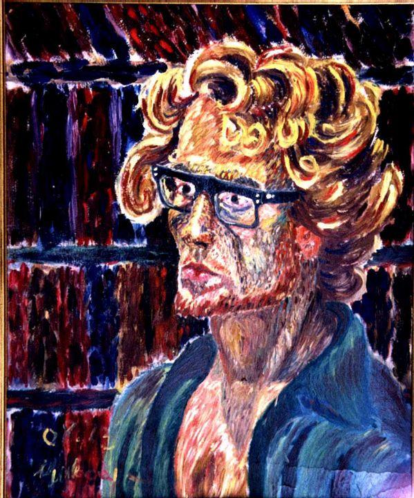 Self-portrait - VSHOLDING