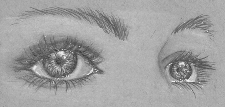 Eyes - Zoe C's Art
