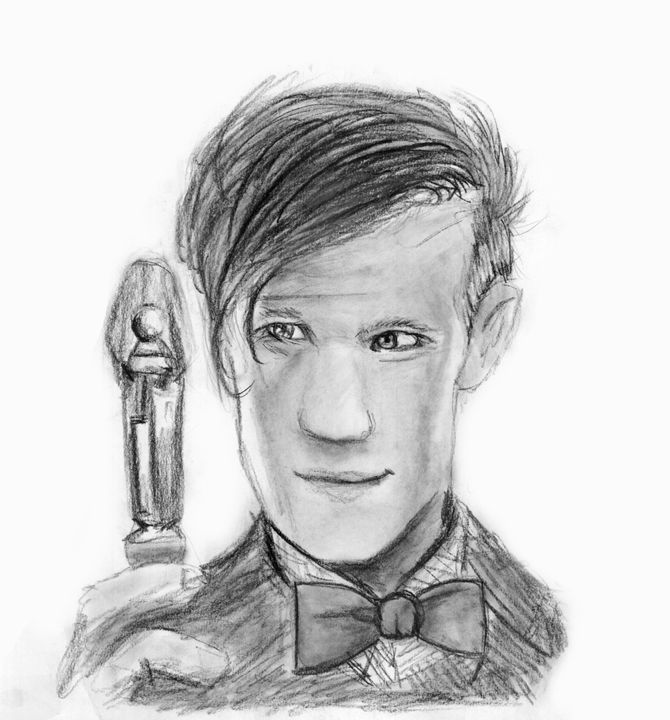 Doctor Who - Zoe C's Art