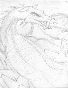 Maleficient Dragon