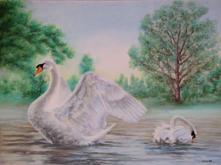 Swans - Danijel's Art