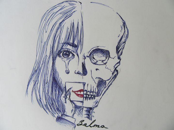 Double faces - Salma
