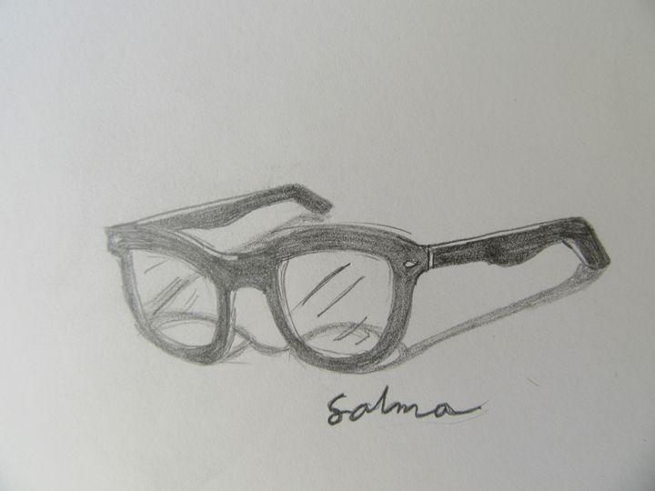 The glasses - Salma