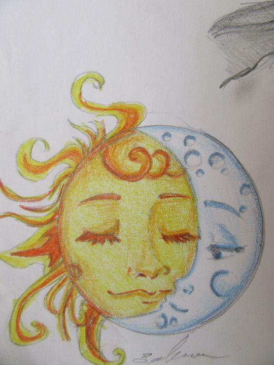 The Sun and the Moon - Salma