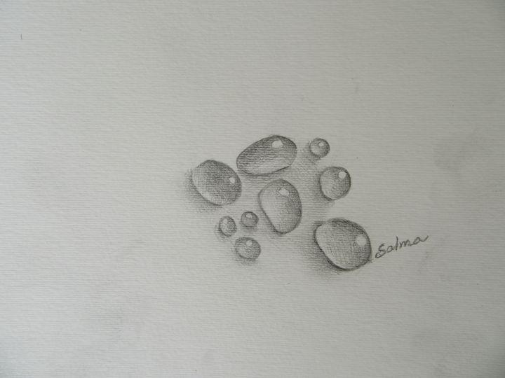 Water drops story - Salma