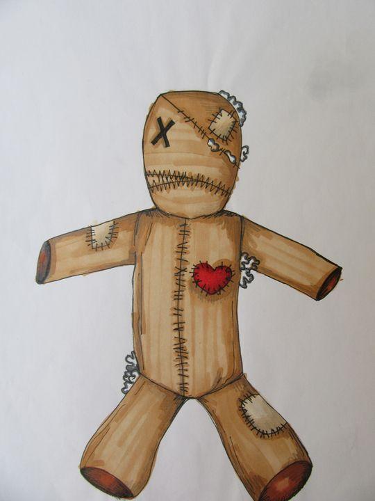 The Voodoo doll - Salma
