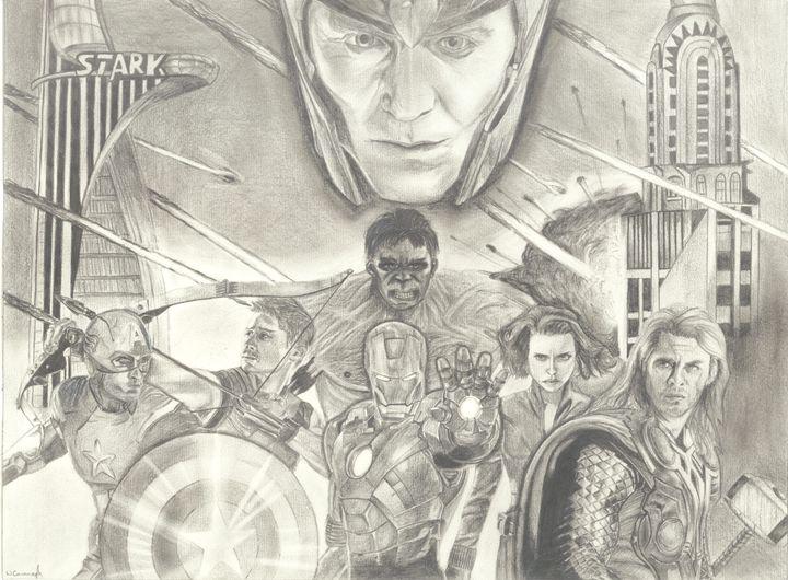 Avengers - W. Cavanagh