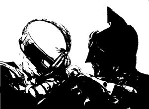 Bane & Batman