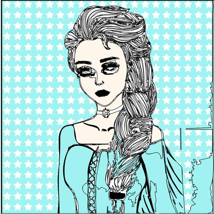 Elsa - Kat Gadley