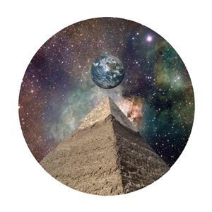 Space Pyrimd