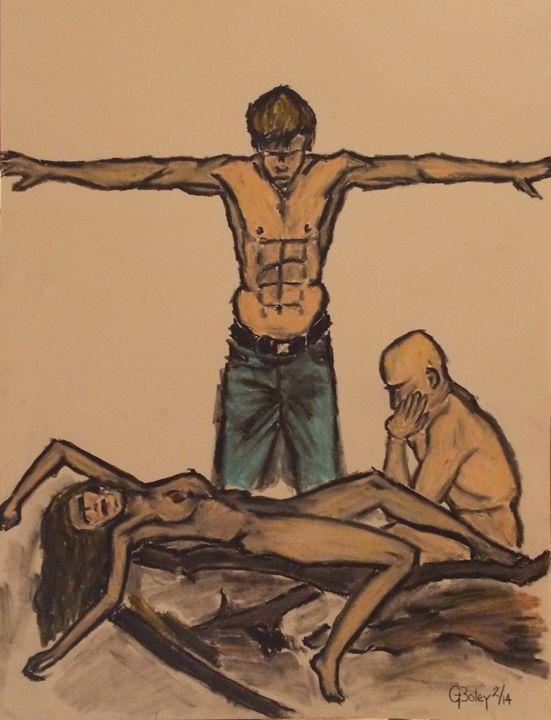 sacrifice - Greg Boley
