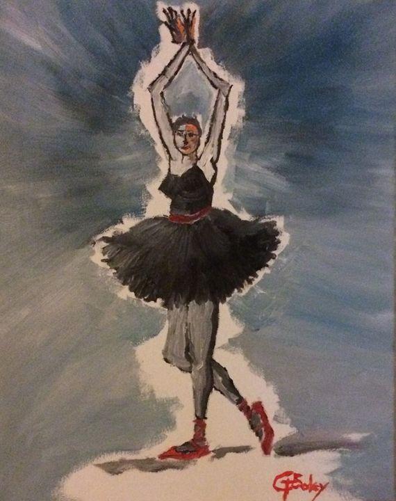 Tiny Dancer - Greg Boley
