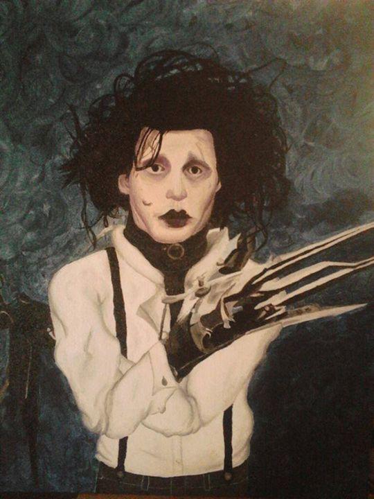Edward for My Hairdressor Mom (Gift) - Desirea Artwork