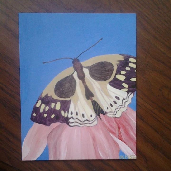 Gothic Butterfly - Desirea Artwork