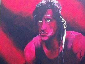 Rambo for Dad (Gifted) - Desirea Artwork