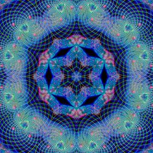 Psychedelic Web