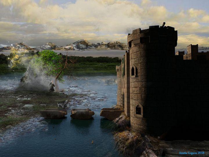 Sorcerer Castle - Emelie