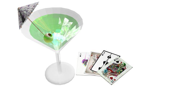 Joker's Martini - Emelie