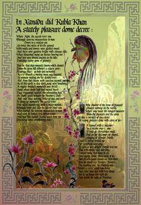 Kubla Khan, Samuel Taylor Coleridge