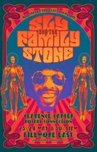 SLY & Family Stone - Fillmore East
