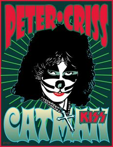 Portrait for Peter Criss Solo Album