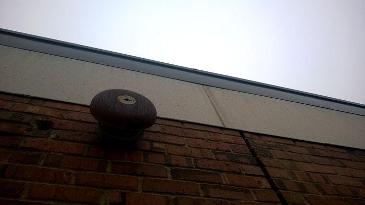 Rusty School Bell - Assassicactus