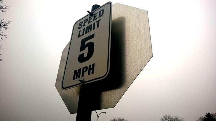 Speed Limit 5 - Assassicactus
