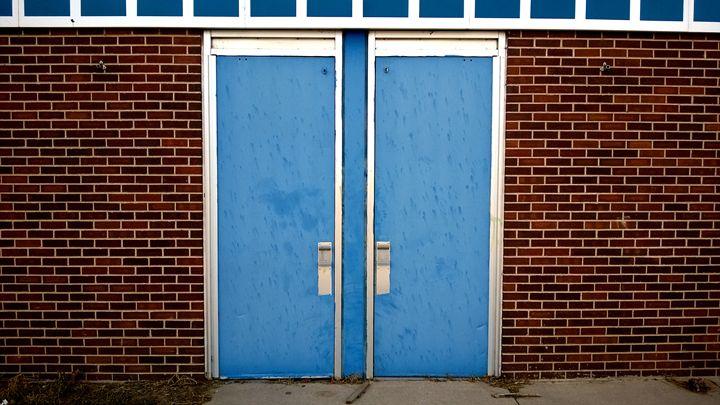 Blue Doors - Assassicactus