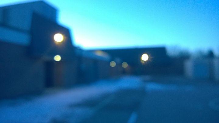 Blurry Schoolyard - Assassicactus