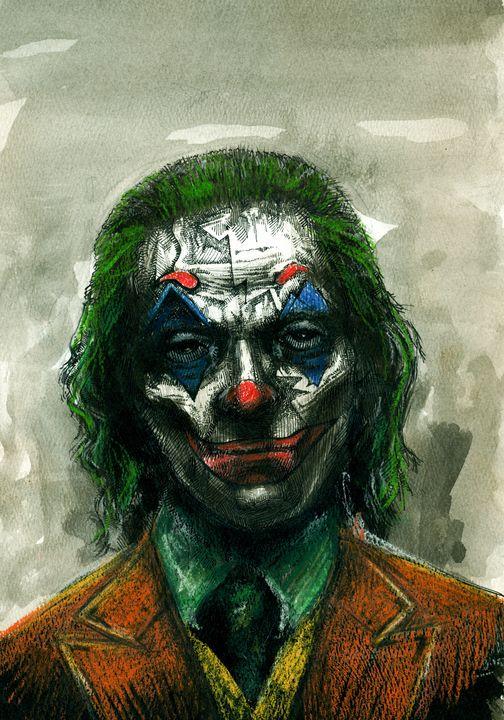Joker - binahfetish