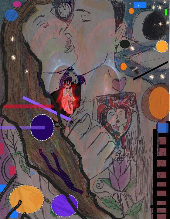 Inside Heart - EricBoi Art Vision