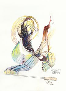 Mozart Baton - Marvin King