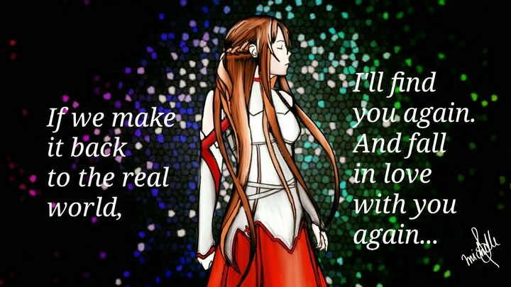 Sword Art Online - Michelle