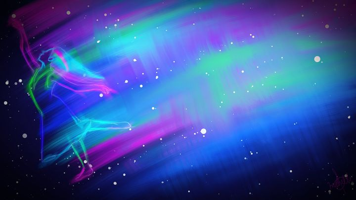 Northern Lights - Michelle