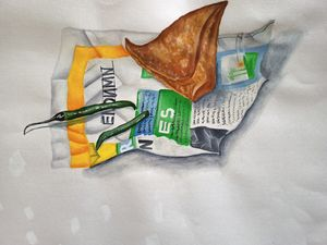Object drawing, still Life