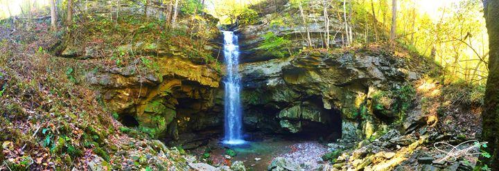 Lost Waterfall - Artistic Decor