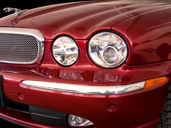 THE RED JAGUAR - WDPS Gallery