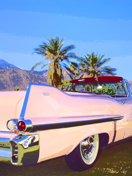 PINK CADILLAC DREAM - WDPS Gallery