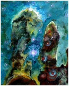 Ancient Pillars of Creation
