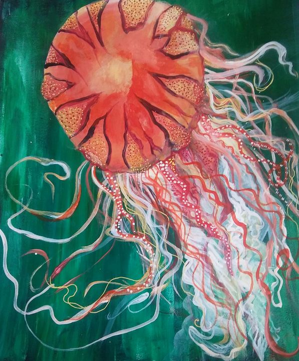 Jellyfish - Blanka