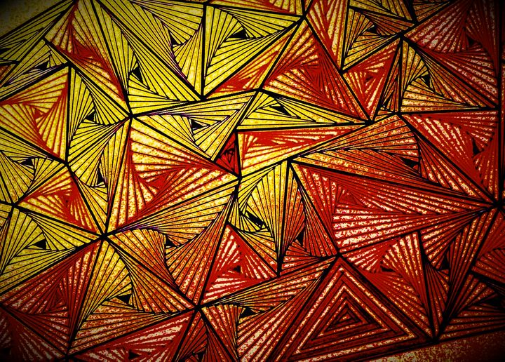 Yellow red - Pakokante