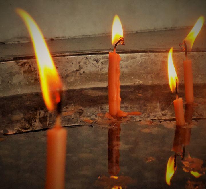 Candles - Pakokante