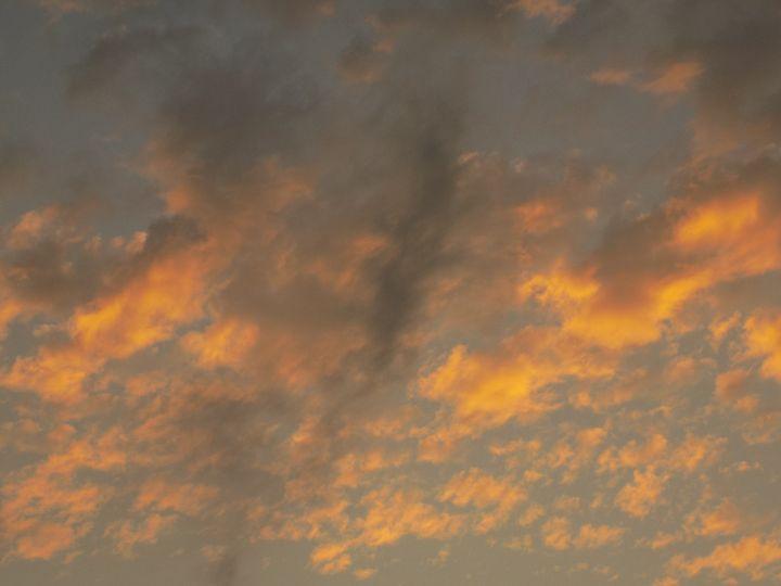Variété du soir d'automne - Pakokante