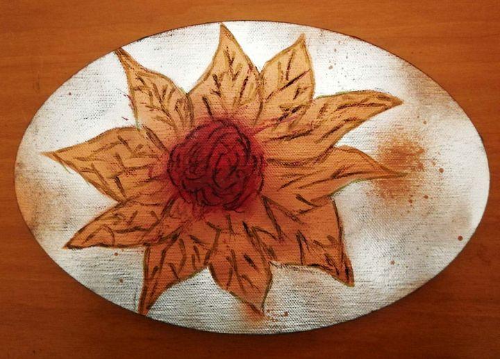 Une fleur - Pakokante