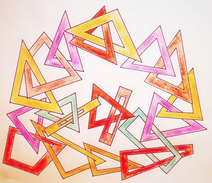 Festin géométrique - Pakokante