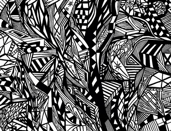 Nocturnal Abstract I John Shashaty - NocturnalAbstract.com
